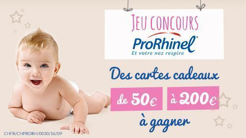 Concours ProRhinel