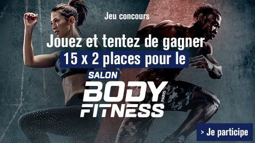 Doctissimo x Salon Body Fitness Paris