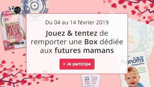 JC St Valentin Box Maman