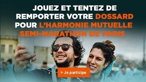 Jeu concours ASO semi de Paris