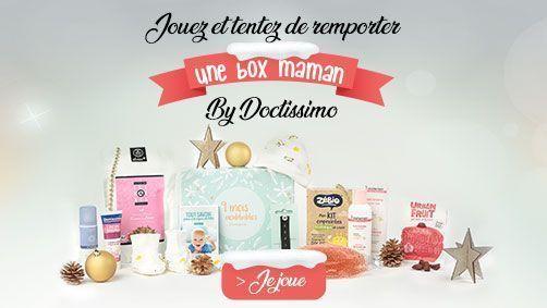 Jeu concours Box Maman