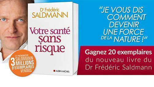 Jeu concours Dr Saldmann