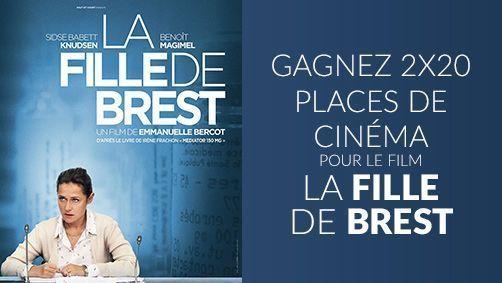 Jeu concours La fille de Brest