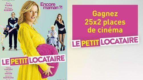 Jeu concours Le Petit Locataire
