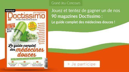 Jeu-concours Magazine Doctissimo