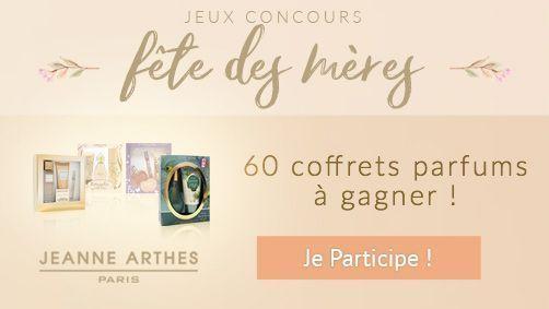 Spécial Fête des Mères - Doctissimo x Jeanne Arthes