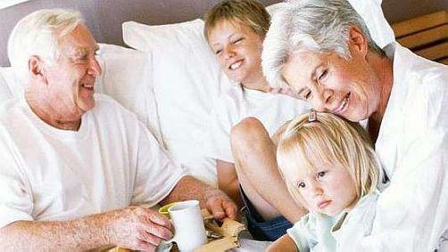 Grand-mère, mode d'emploi