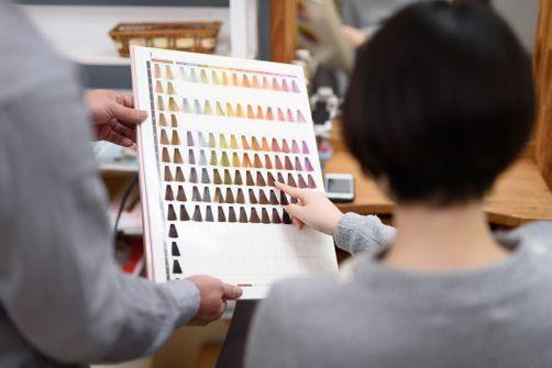 Quelle couleur de cheveux est faite pour vous ?
