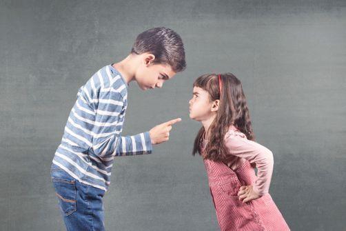 Est-ce que vos enfants s'entendent ben entre-eux ?