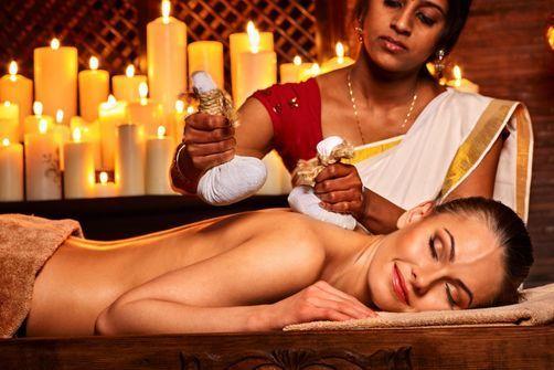 massage ayurveda