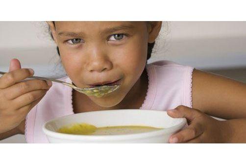 Quiz Refus de manger des enfants