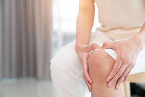Arthrose du genou : quelle est l'intensité de votre gêne ?
