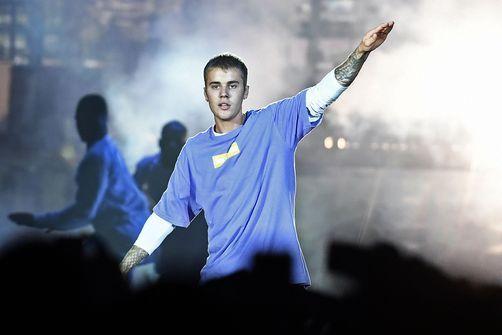 Justin Bieber prépare un déodorant vegan