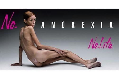 Les mannequins trop maigres, bientôt interdites de podiums ?