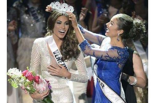 Miss Venezuela élue Miss Univers 2013