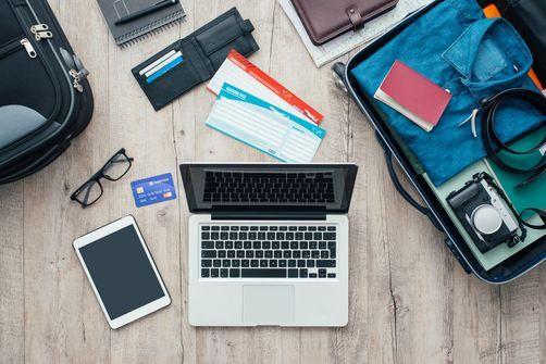 Le numérique comme compagnon de voyage indispensable