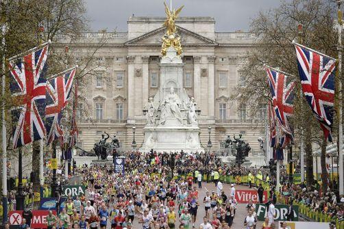 Coronavirus : le marathon de Londres reporté au 4 octobre
