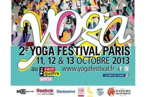 Doctissimo partenaire Yoga Festival