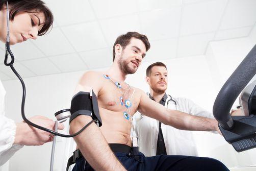 L'activité physique après un infarctus diminue le risque de mortalité