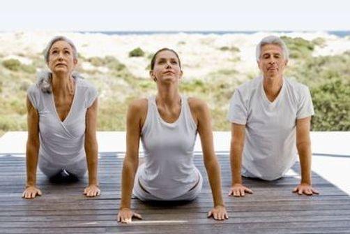 Yoga et fibromyalgie