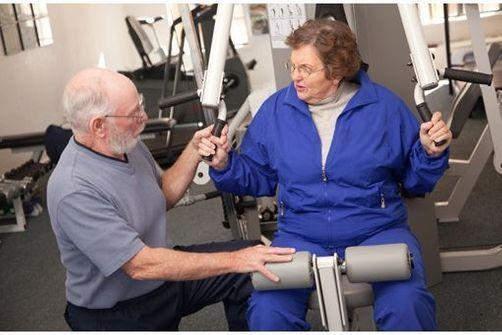 Les bienfaits du sport pour les personnes âgées.