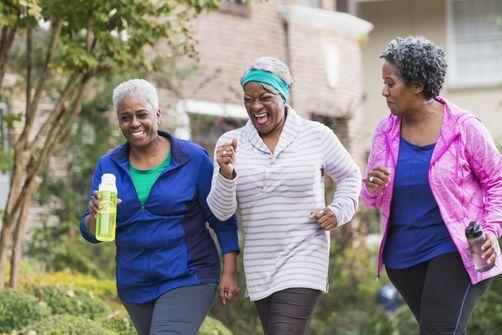 menopause sport contre prise de poids