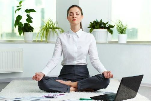 Méditation © Pressmaster/shutterstock.com