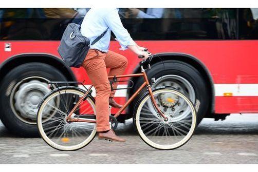 Se rendre au travail en vélo, un atout santé