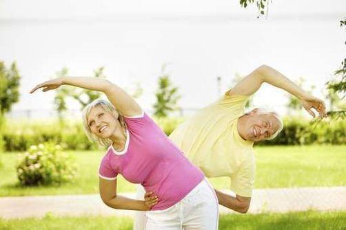 Il n'est jamais trop tard pour s'adonner à une activité physique