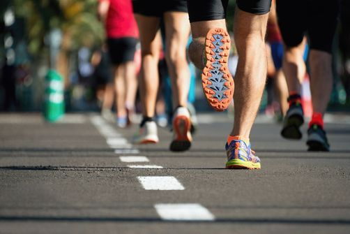 Un marathon en moins de deux heures