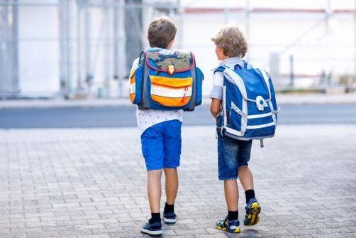 Cartable, sac à dos : Comment protéger le dos des enfants ?
