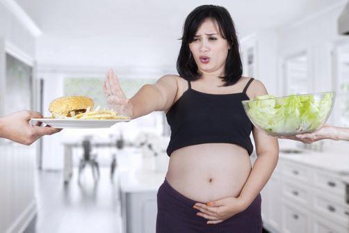 prise de poids pendant la grossesse