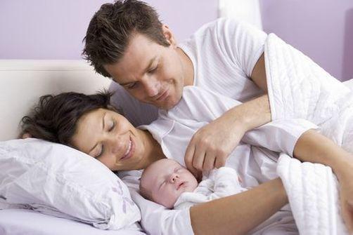 Attention à ne pas sortir trop tôt après l'accouchement