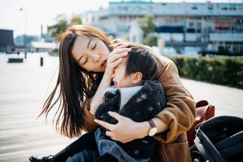 Une mère raconte comment une vidéo à sauvé sa fille d'une septicémie