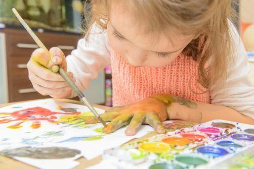 Peinture Pour Enfants Des Substances Nocives Retrouvées Dans