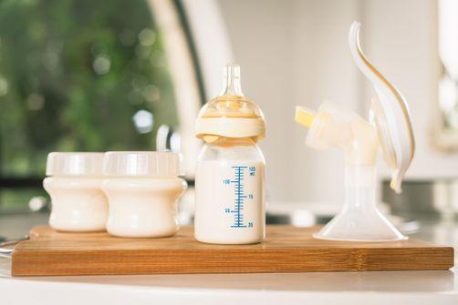 Pénurie de lait : le lactarium de Rennes appelle au don