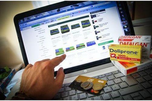 vente de médicaments sur Internet