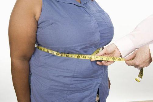 personne obèse