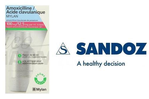 antibiotique dentaire amoxicilline