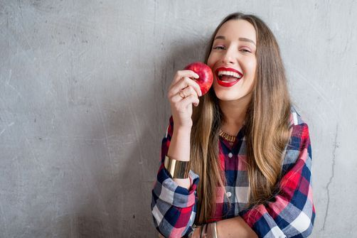 Bonheur : votre humeur dépend de ce que vous mangez