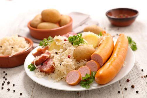 Charcuterie et choucroute d'Alsace rappelées pour cause de listeria et de caoutchouc