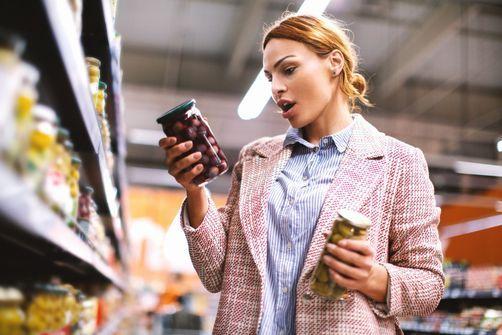 Composition des aliments : les contraintes d'étiquetage allégées pendant la crise