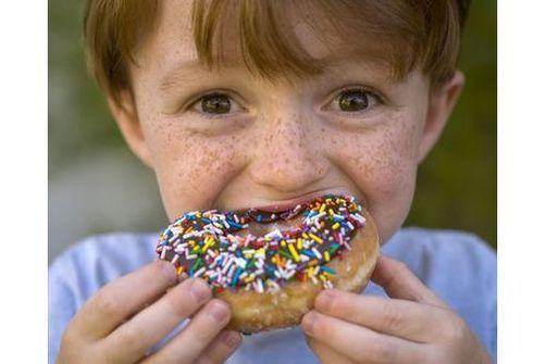 Impact des emballages d'aliments sains sur les enfants