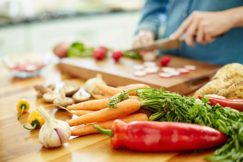 fruits et légumes adolescents