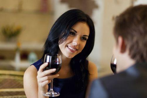 boire du vin rouge