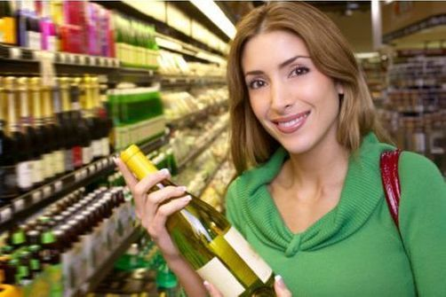 Les Français achetent moins d'alcool