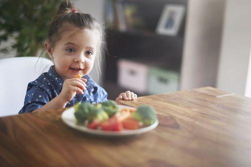 Peut-on donner une alimentation végane à son enfant ?