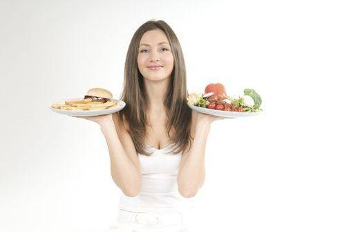 Régime pauvre en graisses moins efficaces