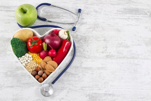 alimentation et coeur