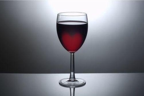 Trinquez avec un verre de rouge au dîner, c est bon pour la santé ! 3af5e506e8bb